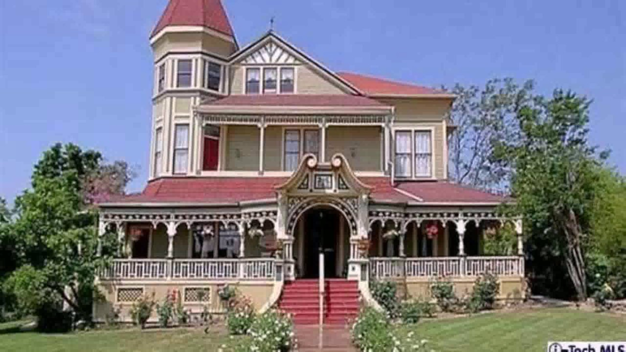 Victorian style house for sale in florida youtube for Florida house styles