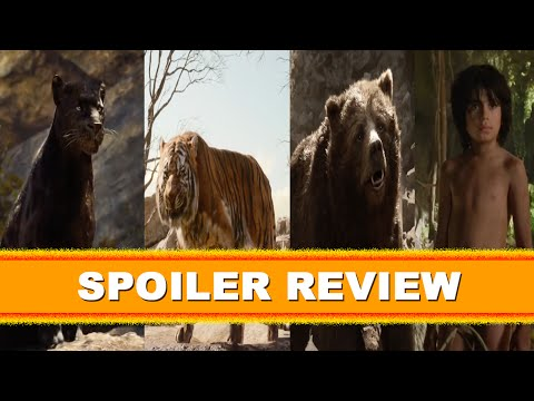 The Jungle Book 2016 Movie Review-SPOILERS|Otherobert