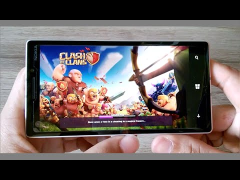 Clash of Clans para Windows 10 Mobile ( APK ) - Lumia 930
