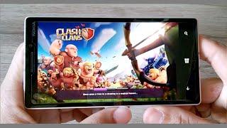 Clash of Clans para Windows 10 Mobile ( APK ) - Lumia 930