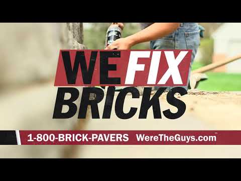 PMS Brick Pavers - We Fix Bricks!