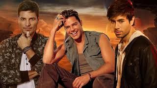 Chayanne, Ricky Martin, Enrique Iglesias, Luis Fonsi - Latin...