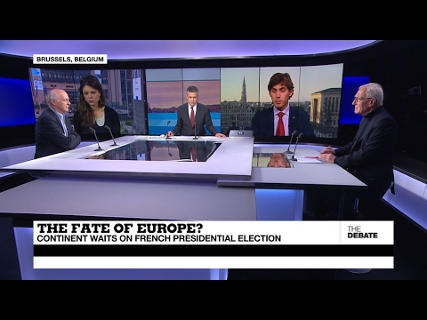 The Fate of Europe? Continent Waits on French Presidential Election (part 1)