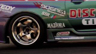 D1GP Nissan Skyline R34 Signal Drift [HD]