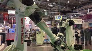 Kawasaki Robotics GmbH на выставке Автоматика 2018 в Мюнхене, обзор наших инноваций