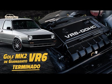 SWAP | Golf Mk2 VR6 GTO | SauderSwaps