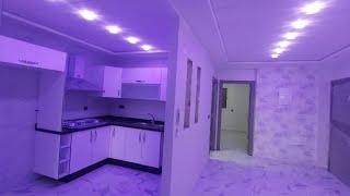 تبارك الله كيفاش هاد المقاول فصل هاذ الشقة 77 متر² كلها ابداع appartement sidi rahal