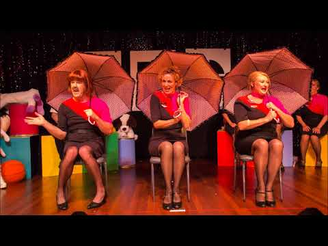Charity Event - Qantas Pathfinders Revue 7th - 11th November 2017 in Sydney