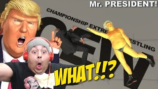 THIS SH#T IS TOO HYPE!!! [MR. PRESIDENT] [#02]