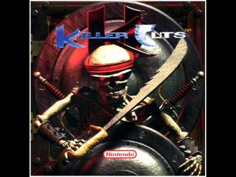 Killer Instinct OST-Rumble