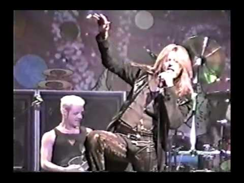SEBASTIAN BACH - Hartford Connecticut 2002