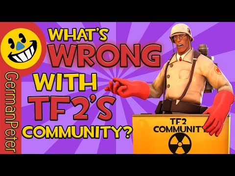 What's Wrong With TF2's Community?