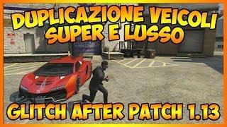 GTA 5 ONLINE - DUPLICARE VEICOLI SUPER E LUSSO GLITCH PATCH 1.13 ITA | By XaveN
