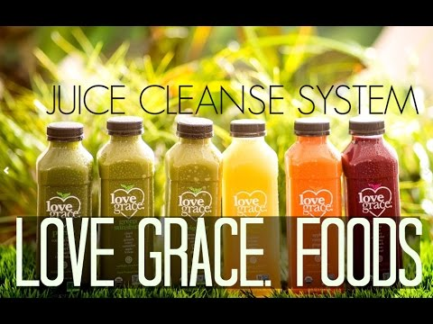 Love Grace. Foods | REVIEW :: COLD PRESSED JUICE CLEANSE