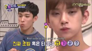 SEVENTEEN - Funny and Cute Moments (PART 28)