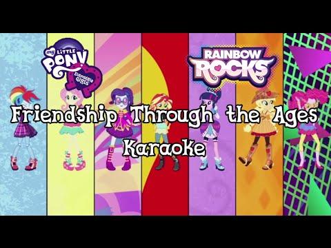 Friendship Through the Ages - Karaoke