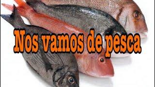 Día de pesca en Sancti Petri