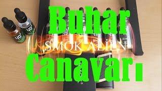 Smok Alien 220Watt Elektronik Sigara İnceleme ve Likit Tanıtımı