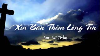 Xin Ban Thêm Lòng Tin