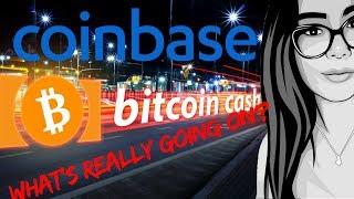Is Coinbase REALLY Innocent With The Bitcoin Cash Drama? When ETC, ADA, XLM, 0x, ZEC&BAT on Coinbase
