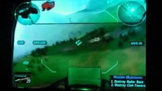 Thunder Strike: Operation Phoenix -- Eastern Europe Campaign Gameplay