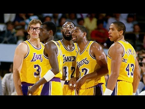Abdul-Jabbar questions whether Warriors could hang with Lakers in 'Showtime' era
