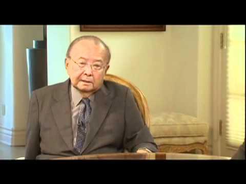 UTB Marudashi 093 - Terasaki Family Foundation Interviews - Daniel Inouye