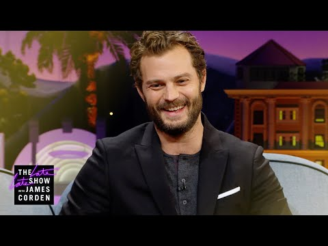 Jamie Dornan Rehearsed '50 Shades Freed' w/ Peter Dinklage