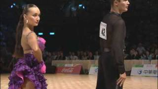 The World Games 2009 DanceSport Latin (Semi-Final Samba)