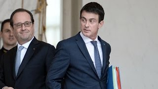 France  All eyes on Valls after Hollande bows out of French presidential race