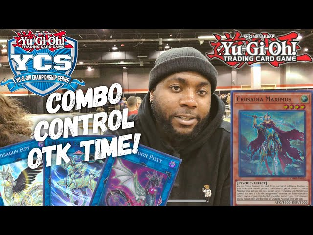 Learn GUARDRAGON CRUSADIA from KENNY - Yu-Gi-Oh! YCS Chicago 2019 Top 32 *COMBO INCLUDED*