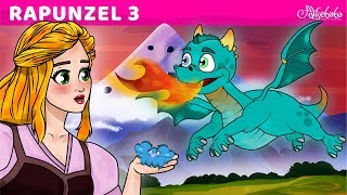 Rapunzel Series Episode 3 - Baby Dragon - Fairy Tales and Bedtime Stories For Kids in English