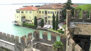 The Scaliger Castle (Sirmione, Lake Garda, Italy)