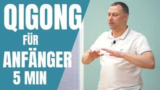 Qigong für Anfänger | 5 Minuten Durchatmen mit Keep Moving | Mirko Lorenz