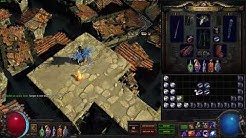 chancing shaped pyre path of exile