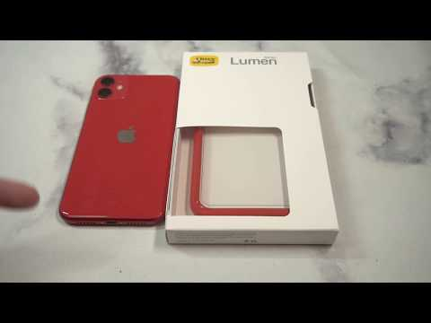OtterBox Lumen Series Case for iPhone 11 (Only at Apple) Review
