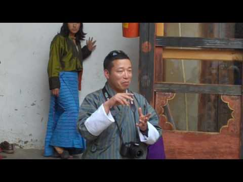 Mr. Kinga: Our Bhutan Guide