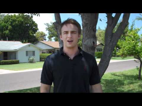 Testimonial for Arizona Landscaping Services from Ryan.wmv