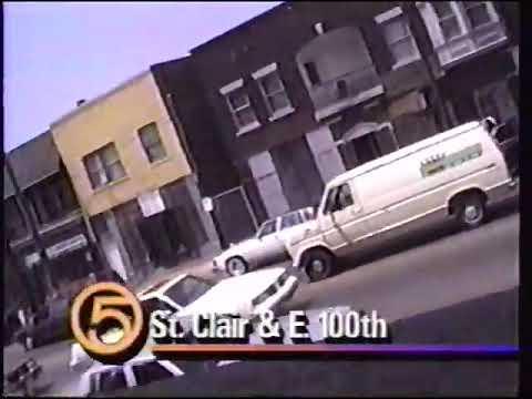 Bone Thugs - Thuggish Ruggish Shooting on St. Clair