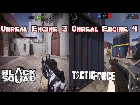 Tactic Force (Unreal