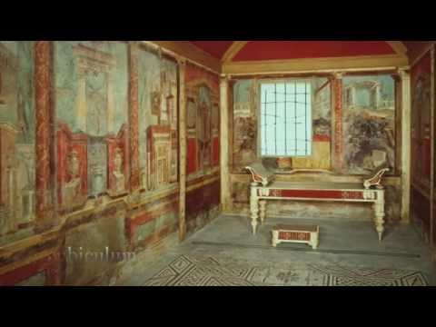 Ancient Roman Homes of the Rich