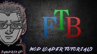 Minecraft Mod Loader Tutorial - FTB Launcher - Mojang - Deutsch German