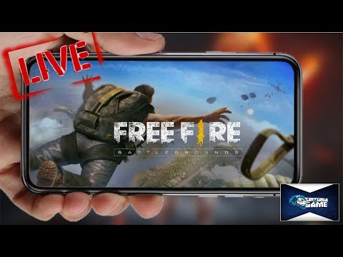 LIVE DO DOMINGÃO FREE FIRE!!!