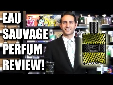 Eau Sauvage Parfum by Christian Dior Fragrance / Cologne Review