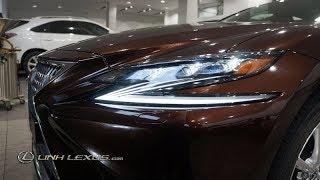 Gia xe Lexus LS500h chính hãng cập nhật mới nhất tại Việt Nam