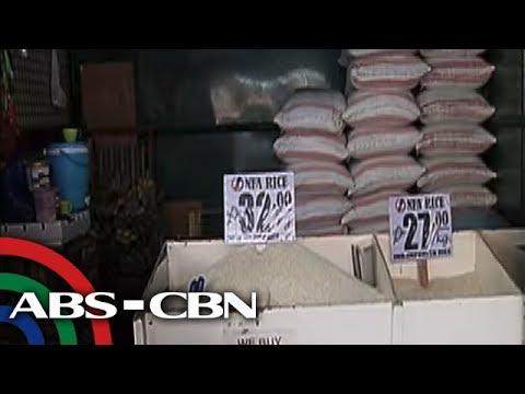 TV Patrol: NFA, pinag-iisipang alisin sa merkado ang P27/kilo bigas