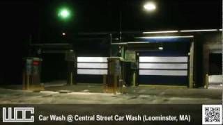 Leominster: Car Wash @ Central Street Car Wash, Right Bay (Route 12)