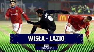Retro TVP Sport. Puchar UEFA, 1/8 finału: Wisła – Lazio 2002/03.