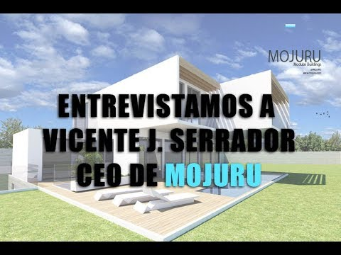 Entrevista a Mojuru - Modular Buildings