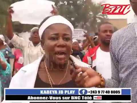 Kinshasa: Ba Maman Ya LAMUKA Très Fâché  Pona Invalidation Ya Ba Député Na Bango